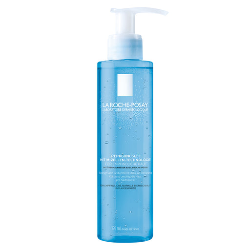 La Roche-Posay Make Up Remover Micellar Water Gel 195 ml