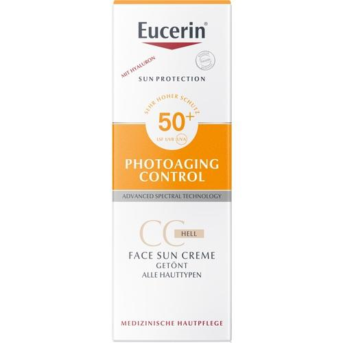Eucerin Sun Cream Tinted CC Fair SPF 50+ 50 ml is a BB & CC Cream