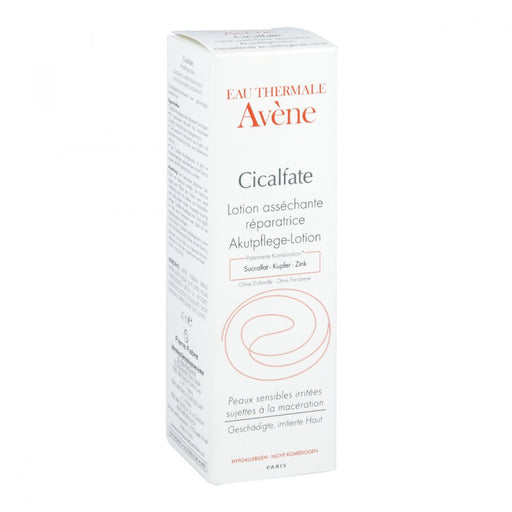 Avene Cicalfate Acute Care Lotion 40ml is a Body Lotion & Oil