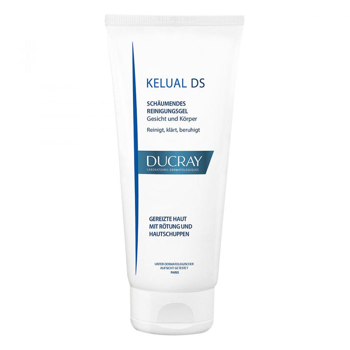 Ducray Kelual DS Soothing Cleansing Gel 200 ml