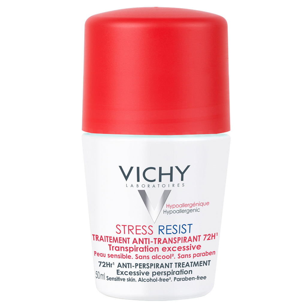 Vichy Stress Resist 72hr Anti-Perspirant Treatment Excessive Perspiration 50 ml is a Deodorant