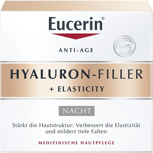 Eucerin Hyaluron-Filler + Elasticity Nigh Cream 50 ml is a Night Cream