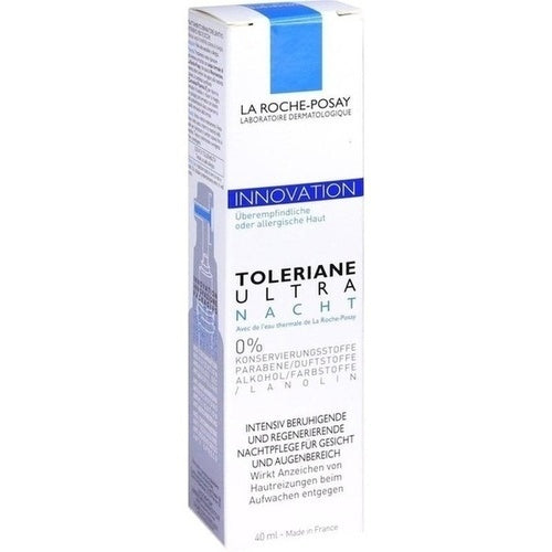 La Roche-Posay Toleriane Ultra Night 40ml is a Night Cream