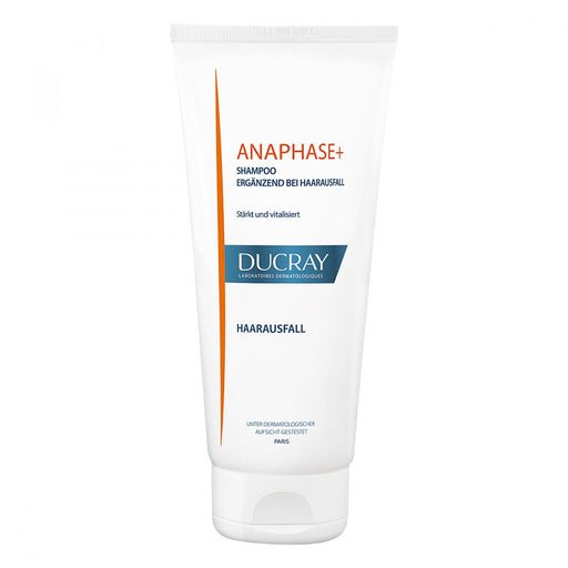 Ducray Anaphase+ Cream Shampoo For Hair Loss and Hair Breakage 200 ml
