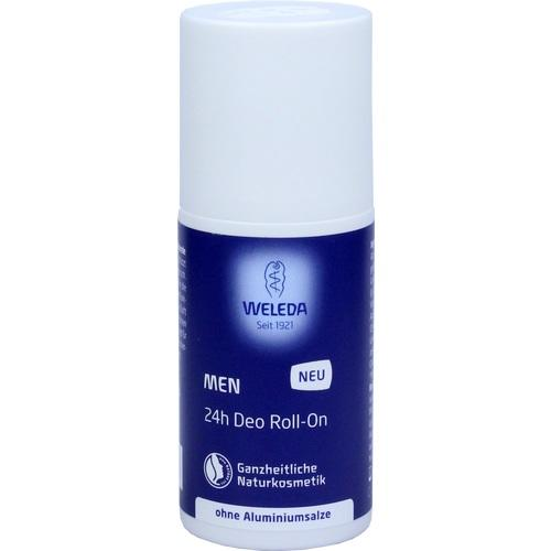 Weleda Men 24h Roll-On Deodorant 50 ml is a Deodorant
