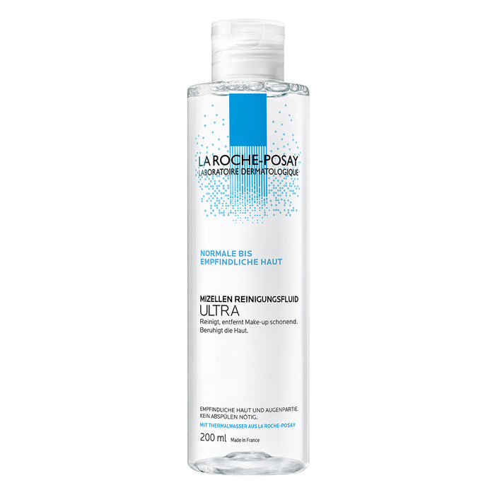 La Roche-Posay Micellar Cleansing Fluid Ultra for Sensitive Skin 200 ml