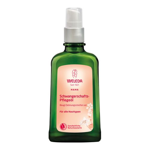 Weleda Pregnancy Stretch Mark Massage Oil