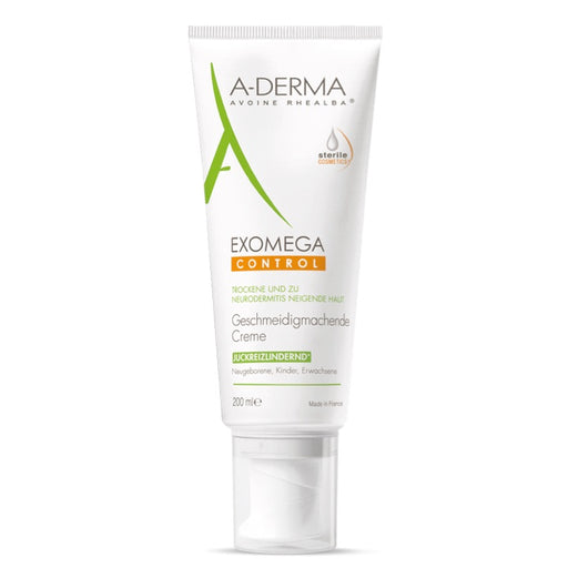 A-Drema Exomega Control Softening Cream 200 ml
