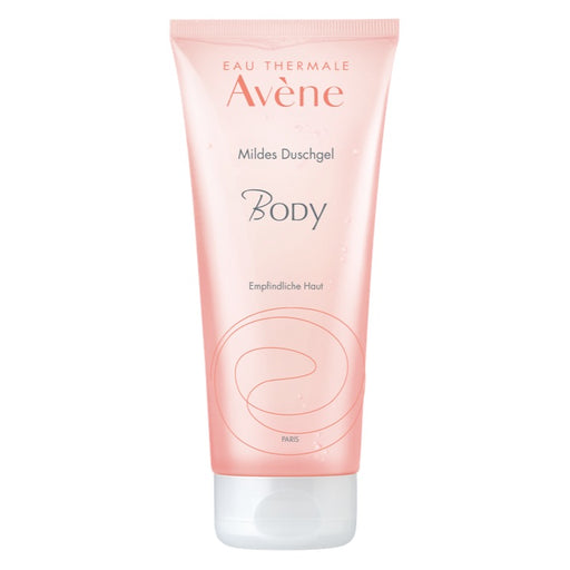 Avene Body Mild Shower Gel 200 ml