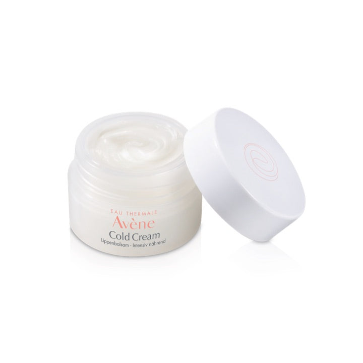 Avene Cold Cream Lip Balm In A Jar 10ml