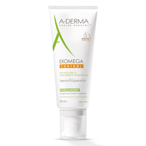 A-Derma Exomega Control Intensive Body Milk 200 ml