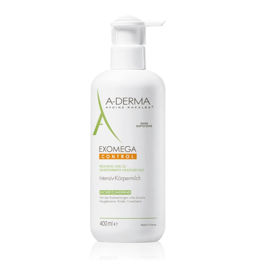 A-Derma Exomega Control Intensive Body Milk 400 ml