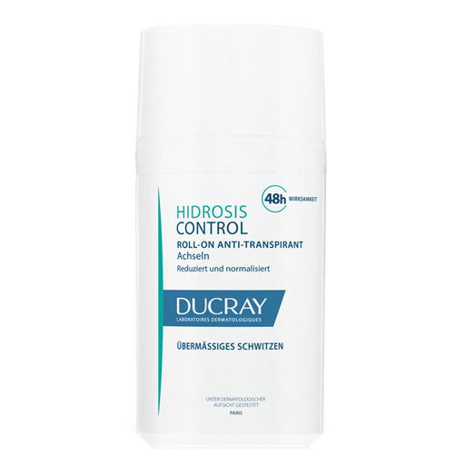 Ducray Hidrosis Control Roll-On Anti-Perspirant 40 ml is a Deodorant
