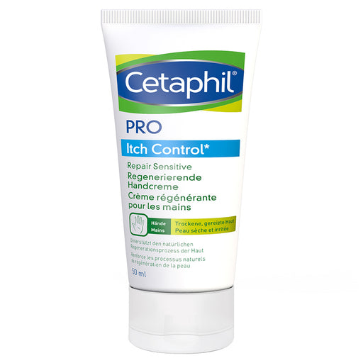 Cetaphil Pro Itch Control Repair Sensitive Hand Cream