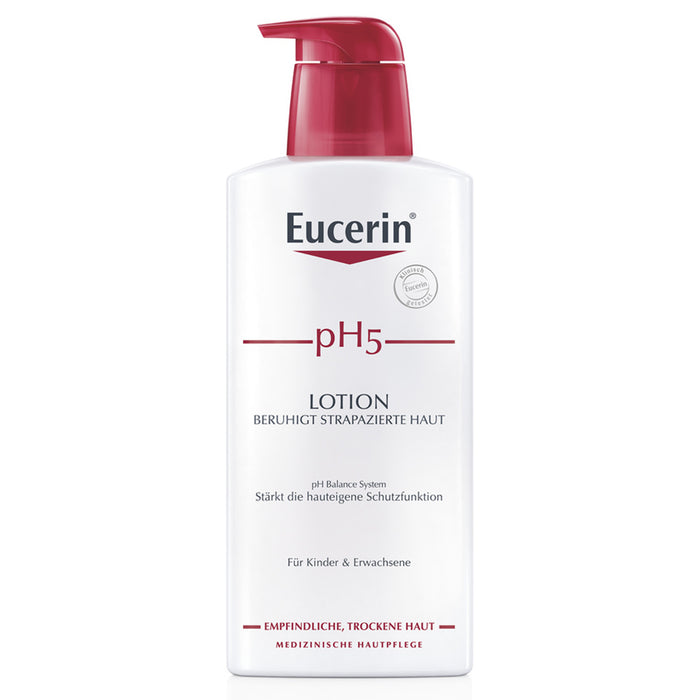 Eucerin pH5 Lotion with Pump 400 ml