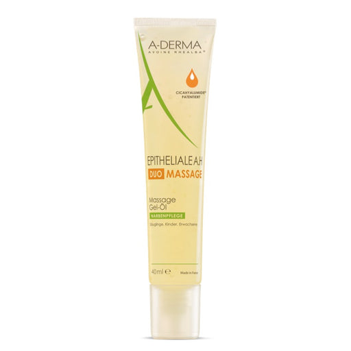 A-Derma Epitheliale A.H Duo Massage Gel-Oil 40 ml