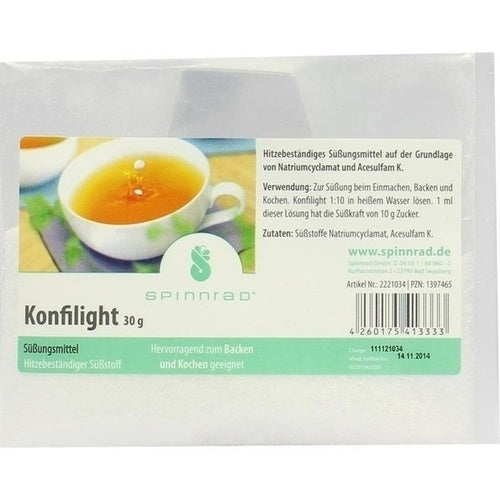 Spinnrad Gmbh Confi Light Ht Powder 30 g