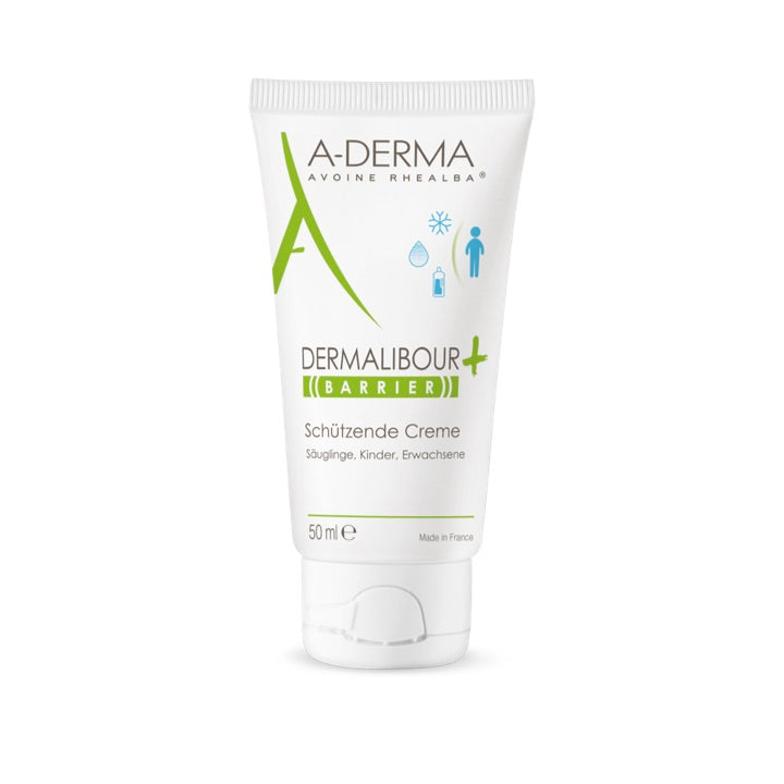 A-Derma Dermalibour+ Barrier Protective Cream 50 ml
