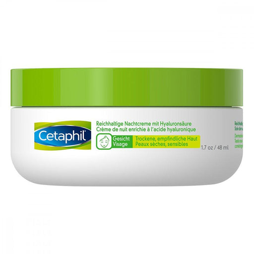 Cetaphil Rich Night Cream with Hyaluronic Acid 48g