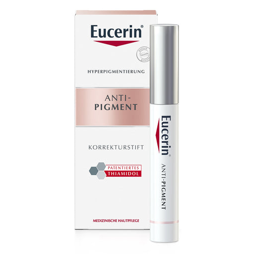 Eucerin Anti-Pigment Spot Corrector is a spot corrector for dark spots on the skin