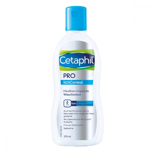 Cetaphil Cleanser Pro Itch Control 295 ml