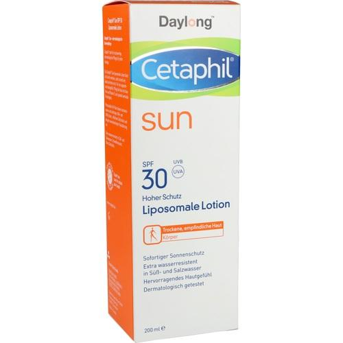 Cetaphil Sun Daylong SPF 30 Lotion liposomal 200 ml belongs to the category of sun lotion