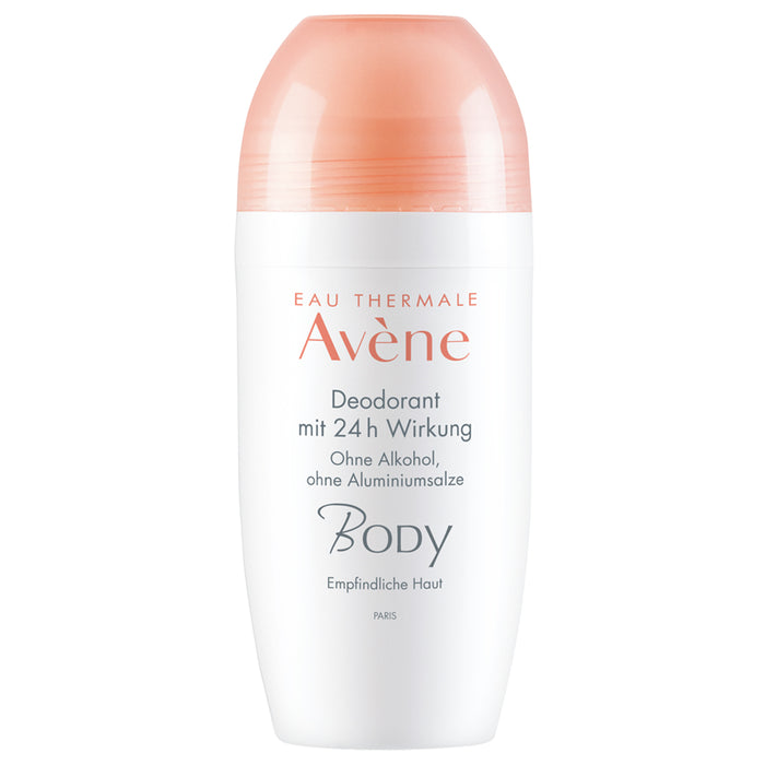 Avene Deo Roll-On Sensitive Skin 50ml is a Deodorant