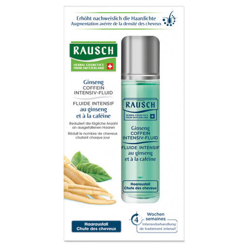 Rausch Ginseng Caffeine Intensive Fluid for hair loss