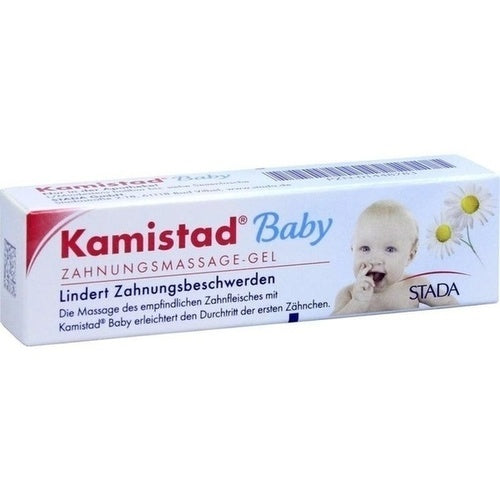 Kamistad Baby Teething Gel