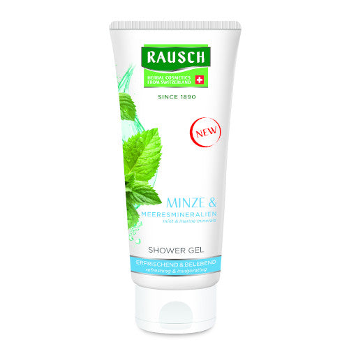 Rausch Mint Shower Gel 200 ml