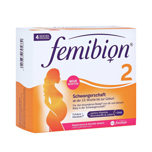 Femibion 2 Pregnancy 2 x 28 capsules (4 weeks usage)