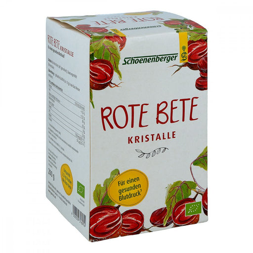Schoenberger Organic Beetroot Powder 200 g