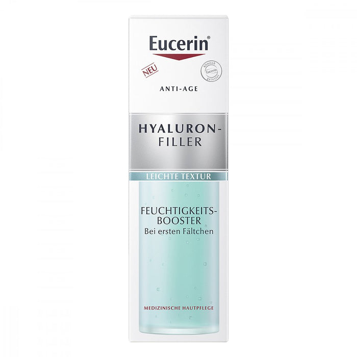 Eucerin Hyaluron Filler Moisture Booster container