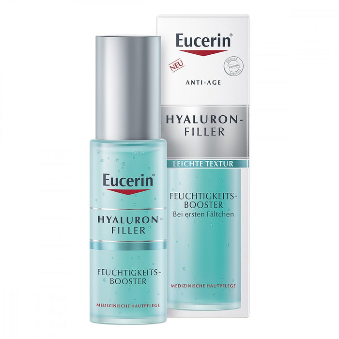 Eucerin Hyaluron Filler Moisture Booster in a box