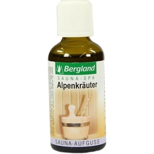 Bergland-Pharma Gmbh & Co. Kg Sauna Infusion Concentrate Alpenkräuter 50 ml