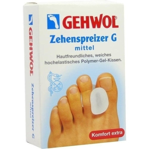 Eduard Gerlach Gmbh Gehwol Polymer Gel Toe Spreader Medium G 3 pcs