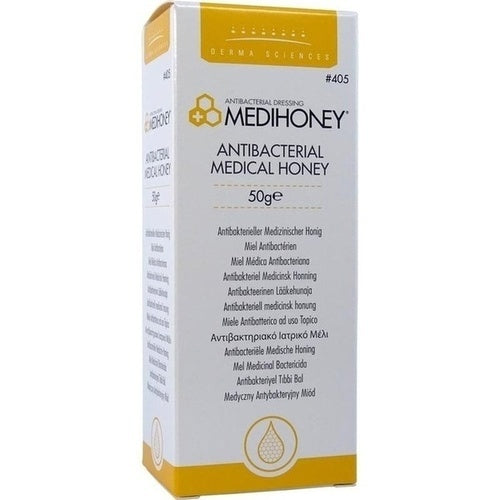 Apofit Arzneimittelvertrieb Gmbh Medihoney Antibacterial Medical Honey 50 g