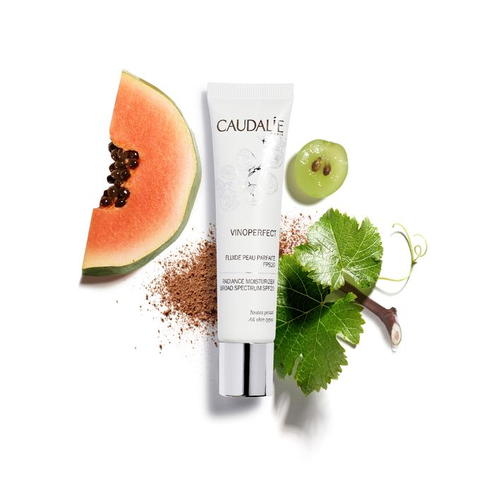 Caudalie Vinoperfect Day Fluid Perfect Skin 40 Ml belongs to the category of 24H Cream with ingredients