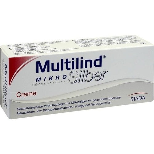 Stada Gmbh Multilind Micro Silver Cream 75 ml