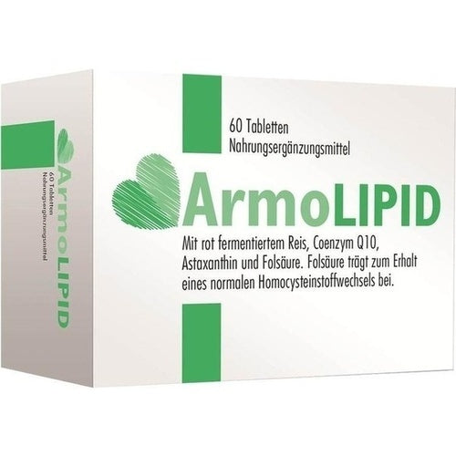 Meda Pharma Gmbh & Co.Kg Armolipid Tablets 60 pcs
