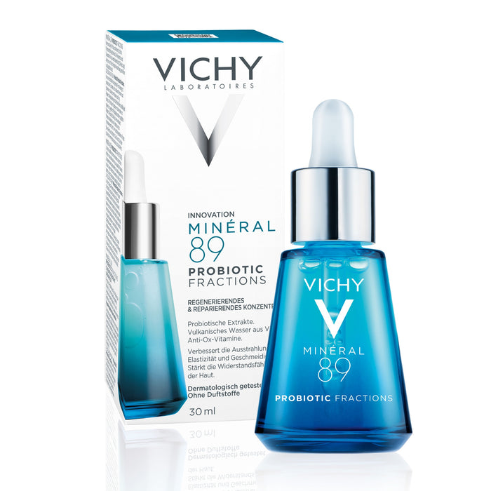 Vichy Mineral 89 Probiotic Fractions Serum 30 ml