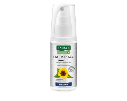 Rausch Hairspray Flexible Non-aerosol | Travel size