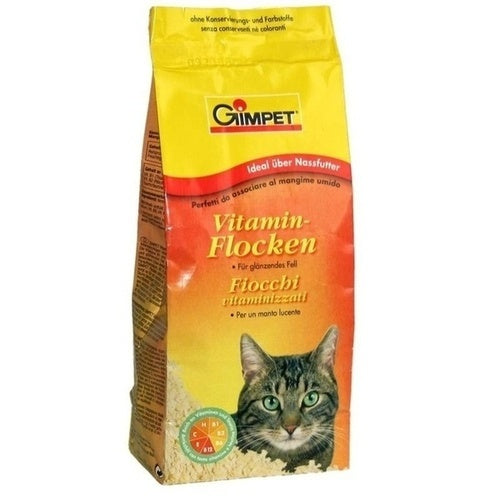 H. Von Gimborn Gmbh Gimpet Vitamin Yeast Flakes For Cats 200 g