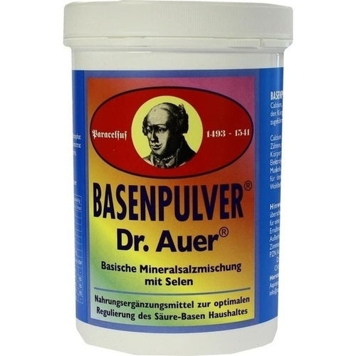 Aapo-Spa Natürliche Heilmittel Gmbh Base Powder After Dr.Auer 450 g