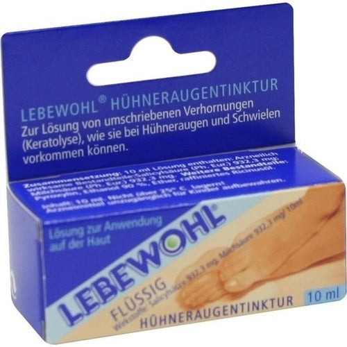 Lebewohl-Fabrik Gmbh & Co. Kg Farewell Liquid 10 ml