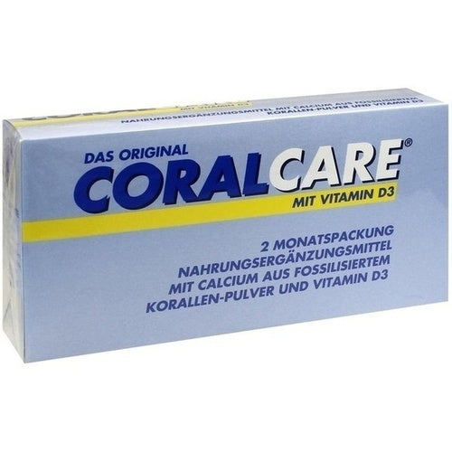 P.M.C. Handels Gmbh Coral Care 2-Month Pack Powder 60X1.5 g