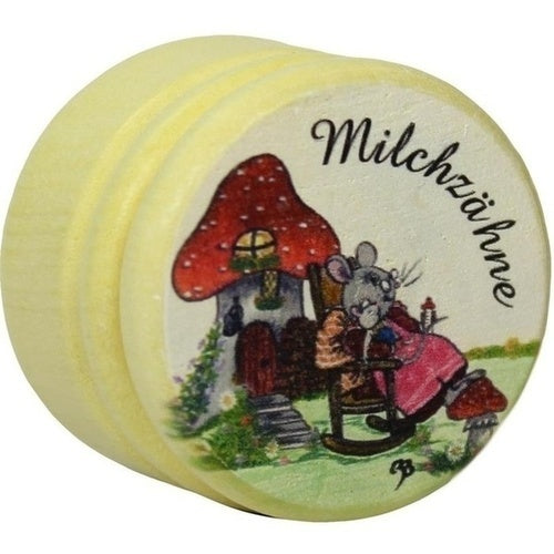 Megadent Deflogrip Gerhard Reeg Gmbh Milchzahndose Wooden Colorful Large With Image 1 pcs