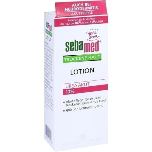 Sebapharma Gmbh & Co.Kg Sebamed Dry Skin 10% Urea Acute Lotion 200 ml
