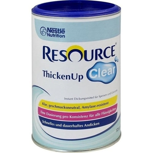 Nestle Health Science (Deutschland) Gmbh Resource Thickenup Clear Powder 125 g