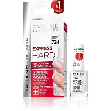 Eveline Cosmetics Nail Therapy Professional Express Hard Immediate Reconstruction 12 ml
